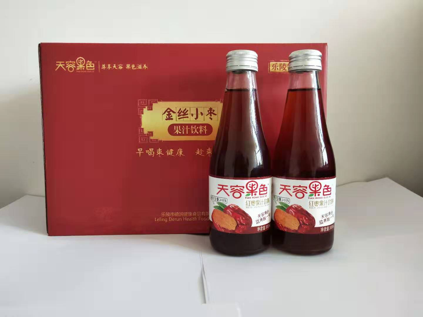 金丝小枣果汁饮料
