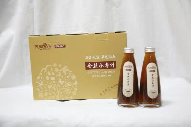 金丝小枣汁(枣清汁)